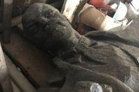 Проданный вождь: в Желтых Водах решили продать памятник Ленину, чтобы выплатить зарплату