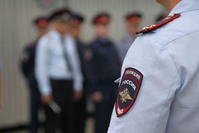 Полиция назвала число задержанных на несанкционированной акции в Москве