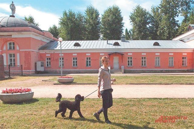Воронцовский парк– излюбленное место москвичей дляотдыха ипрогулок.