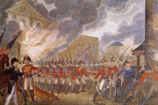 Британцы в Вашингтоне.