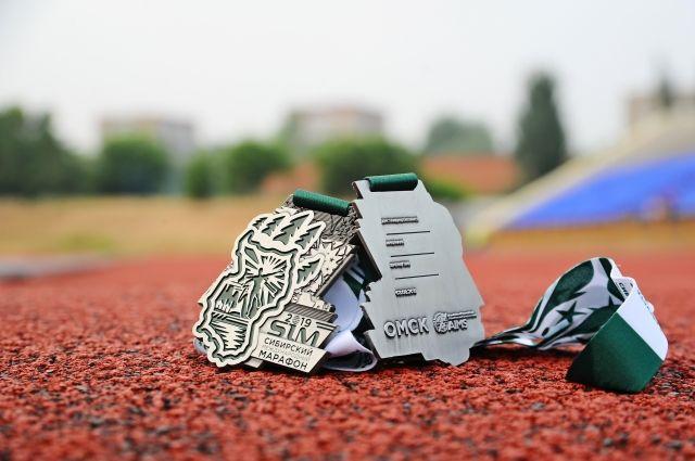 Уникальная медаль SIM-2019 символизирует Сибирь