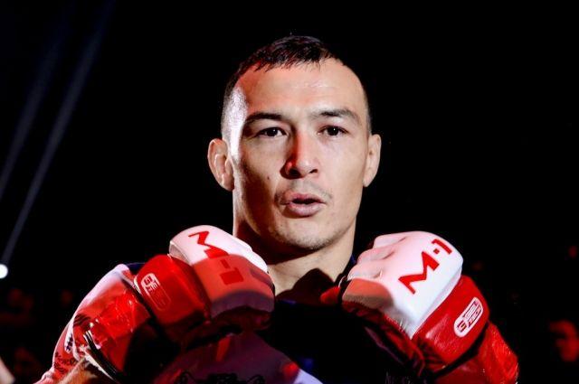 Оренбургский боец Дамир Исмагулов выступит на турнире UFC в Китае