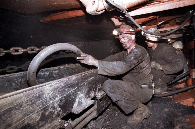 Сегодня средний возраст работников угольных предприятий – около 40 лет.