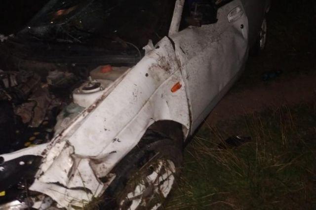 В Удмуртии в аварии погиб 21-летний водитель «Лады Приоры»