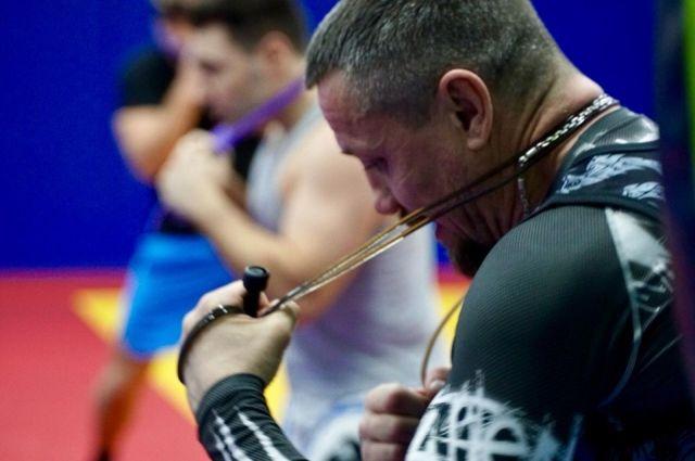 Сергей Карпенко был известным в Петербурге спортсменом.