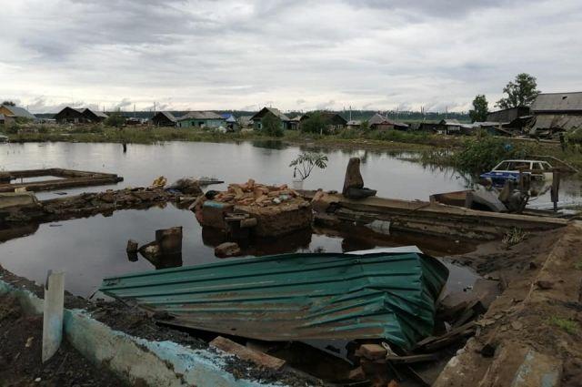 Омскую область перестанет топить, если Мангутский канал заберёт Москва