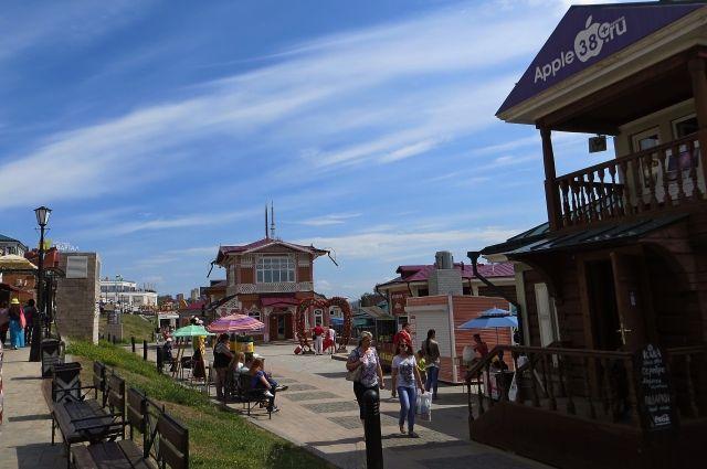 В Иркутске реализуются масштабные проекты обновления городской среды.
