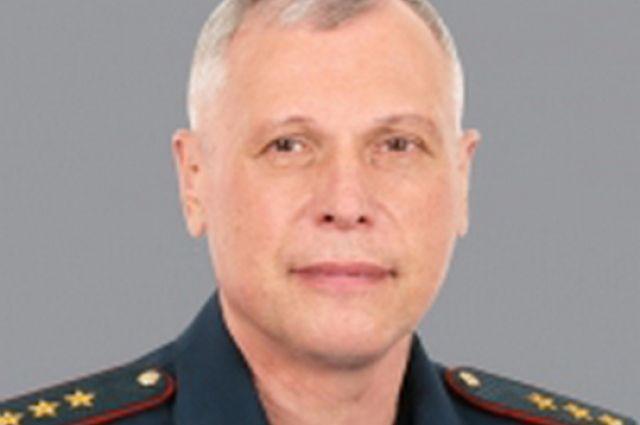 Первый зам главы МЧС Александр Чуприян познакомится с ситуацией непосредственно в местах пожаров
