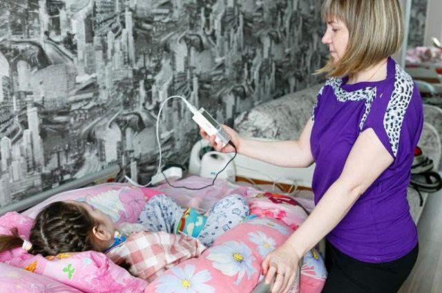Спасти от этого девочку может специальное оборудование.