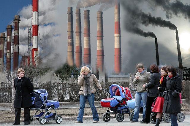 Омск занял второе место в рейтинге самых грязных городов.