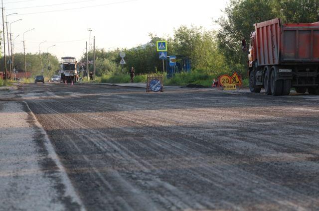 С 13 июля к ремонтным работам приступила ООО «Строительно-промышленная компания «Темп-Дорстрой».