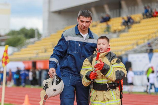 АО «Транснефть – Сибирь» провело соревнования по пожарно-прикладному спорту