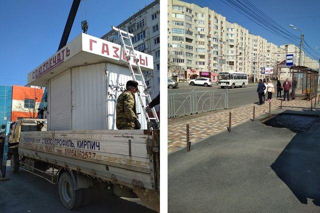 В Ставрополе борьбу с ларьками ведут не первый год.