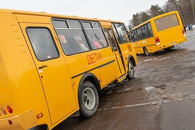 В Удмуртии пьяный водитель перевозил детей на школьном автобусе