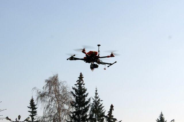 Провести дрон по дистанции не так уж и просто.