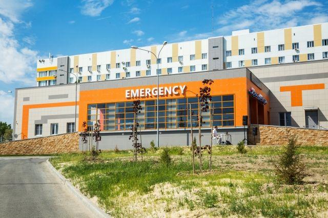 Больница скорой медицинской помощи № 25 полностью модернизирована