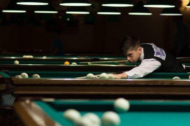 Калининградец выиграл международный бильярдный турнир в Литве