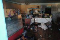 Из магазина похитили спиртное, сигареты и денежные средства.