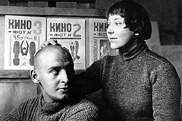 Погибла русская художница Варвара Родченко