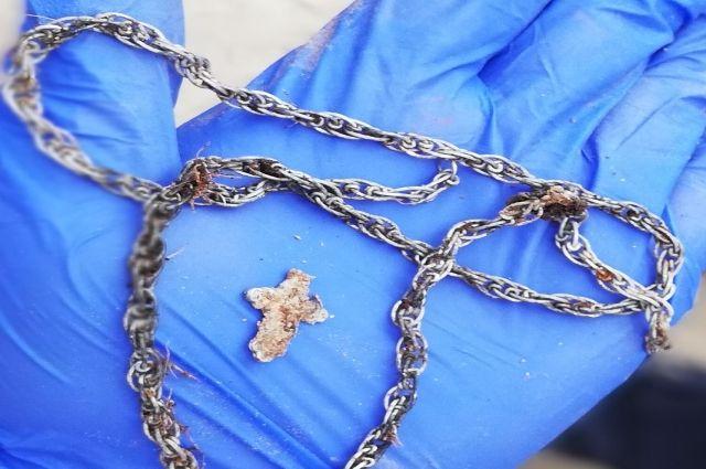 Следователи устанавливают принадлежность останков, найденных на побережье