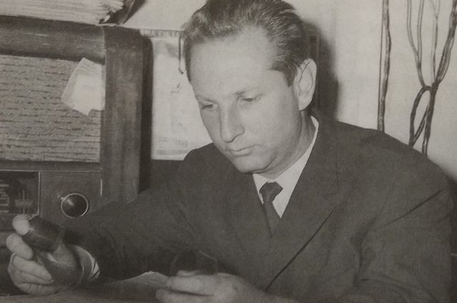 Семен Шапиро.