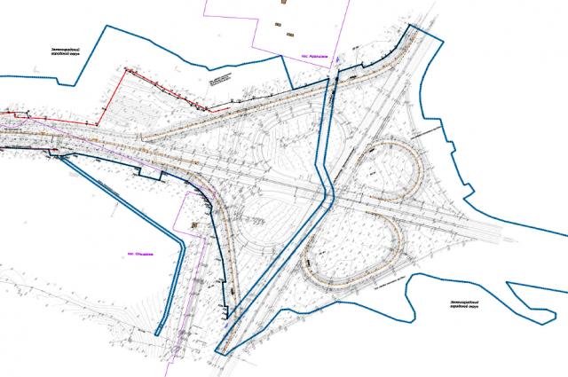 Утверждена документация по строительству кольца на подъезде к Светлогорску