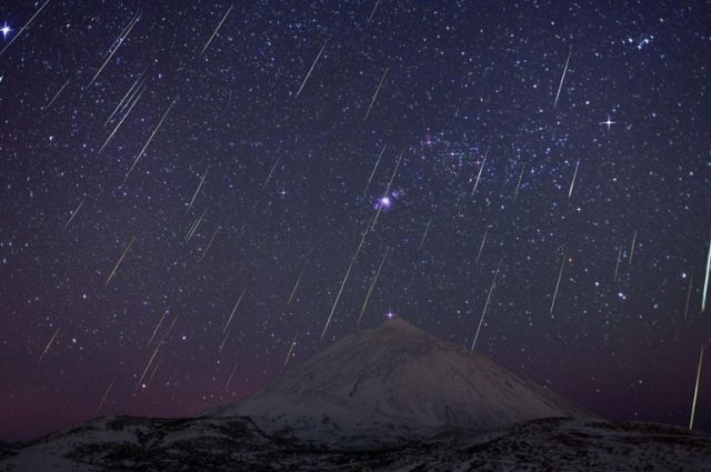 На выходных над Землей пройдет метеоритный поток Персеиды: где посмотреть