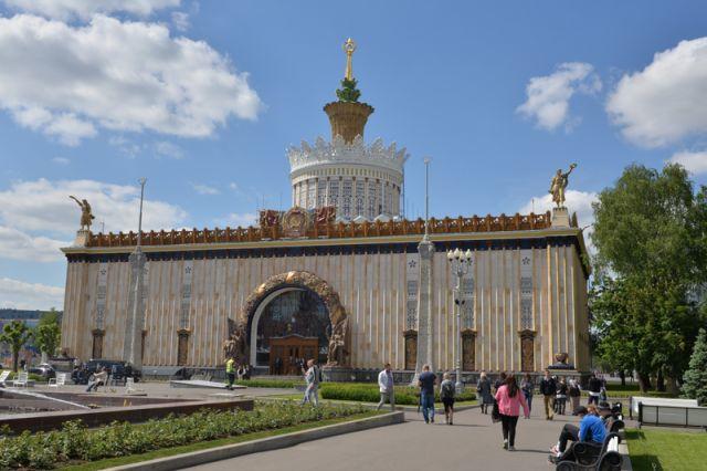 Празднование юбилея ВДНХ натерритории выставки пройдет с1 по4августа