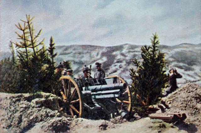 Первая мировая война определила все дальнейшее развитие мира в ХХ веке.