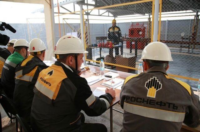 В копилке «Оренбургнефти» - пять призовых мест.