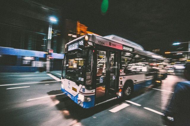 На остановках областных автобусов установят информационные табло