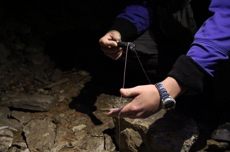 В Сокских штольнях протянута нить, по которой можно найти выход из системы. Но она может и запутать посетителей объекта.