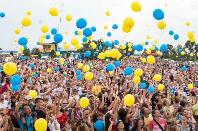 Села Луганщины по-особенному отметят День Независимости Украины