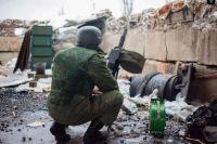 Обстрелы на Донбассе: ранен украинский военный