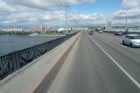 Мост перекроют на два часа.