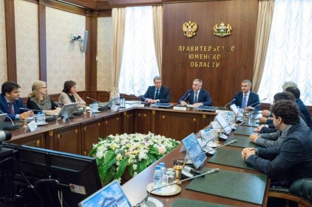 К созданию НОЦ в Тюменской области подключился Федеральный научный центр