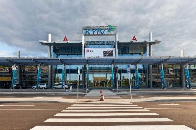 В аэропорту «Киев» планируют установить памятник Сикорскому