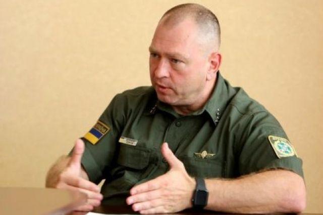 Сергей Дейнеко - глава ГПСУ