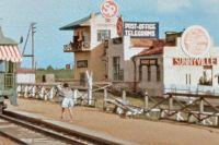Железнодорожная станция Солнцевская в фильме «Цирк» (1936 год).