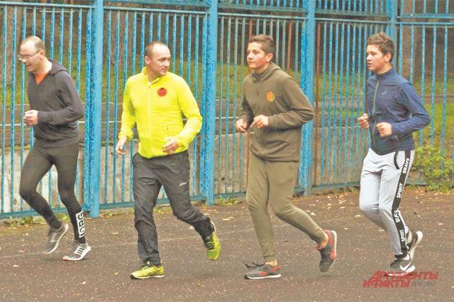 Бег для Александра Капера не просто спорт, но и способ познания мира.