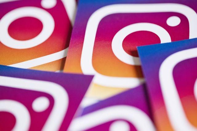 В Instagram случился сбой