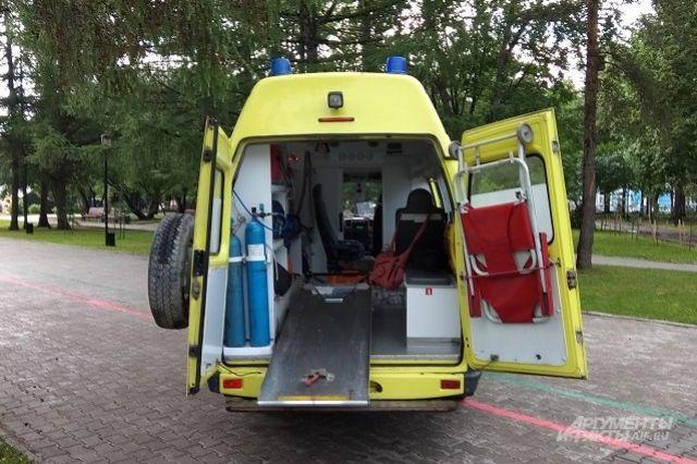 Оебёнку оказали первую помощь и отпустили на амбулаторное лечение.