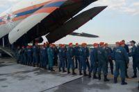 В связи со сложно складывающейся обстановкой с лесными пожарами на территории Иркутской области и Красноярского края, задействованы аэромобильные группировки сибирских регионов.