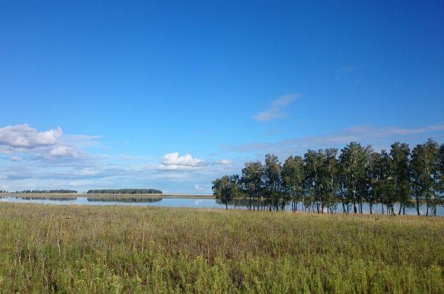 В Барабинских степях есть хорошая альтернатива закрывшимся «Новосибирским Мальдивам» – озеро Чаны.