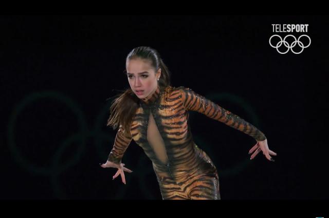 В сети появилось видео новой короткой программы Алины Загитовой