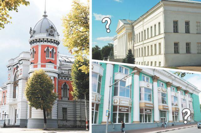 Так не лучше ли Художественному музею переехать из дома-памятника Гончарову (фото слева) в здание сельхозакадемии или «Детского мира»?