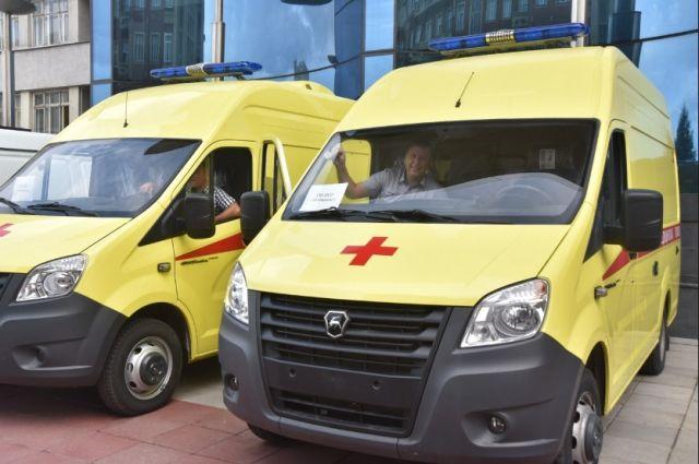 Скорые выпустили на базе автомобилей «ГАЗ Соболь» и «ГАЗель»