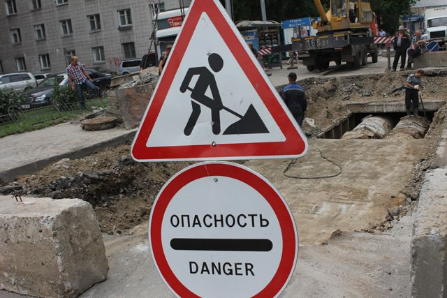 Ремонт дороги на Большевистской выполнили с дефектами
