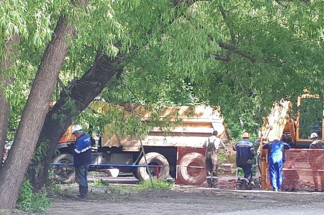 В Сорокинском районе на площадке для ИЖС отремонтируют дороги