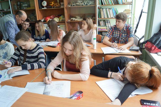 Учебный год в 2019 году начнется в Петербурге со 2 сентября.
